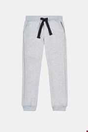Pantalon trening copii, gri