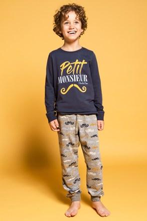 Pijama baieti Petit Monsieur
