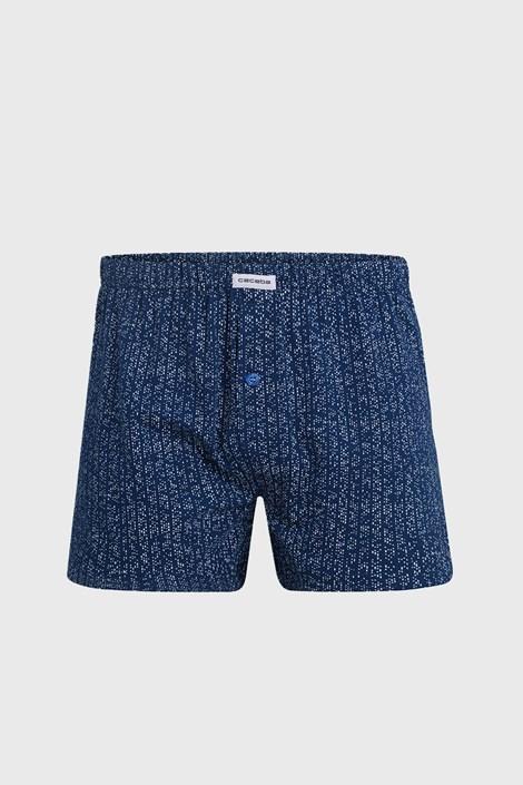 Sort barbatesc CECEBA Pure Cotton 5XL plus, albastru