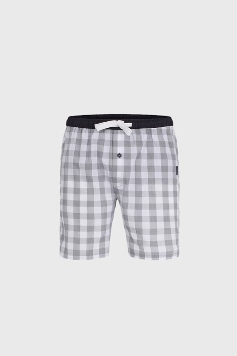 Ceceba Blue Light Check Pyjama Shorts