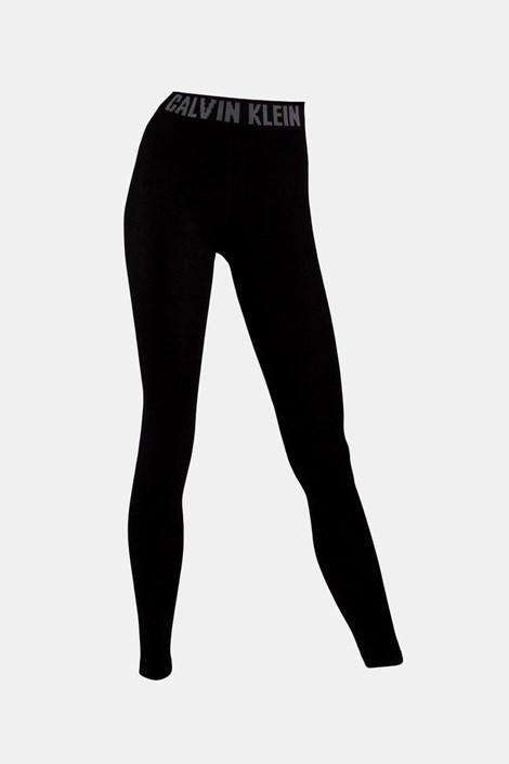 Colanți Calvin Klein Kara negru