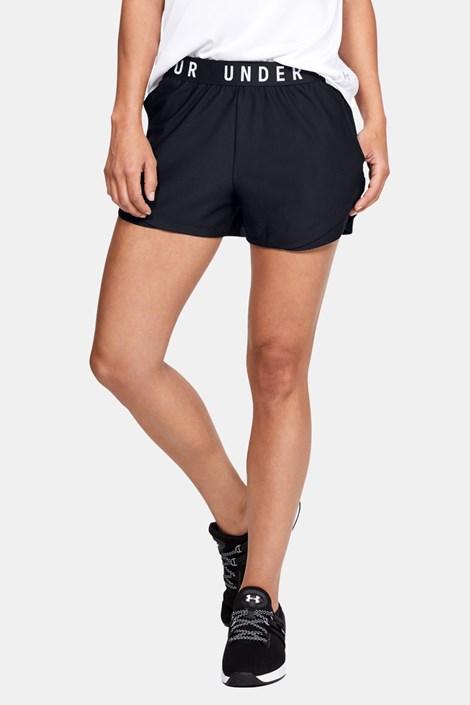 Pantalon scurt spor Under Armour Play Up, negru
