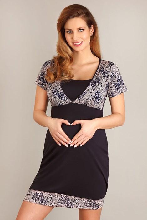 Camasa de noapte Lilli, sarcina si alaptare