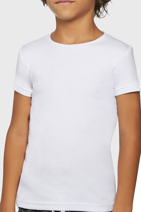Tricou Simple pentru baieti, bumbac