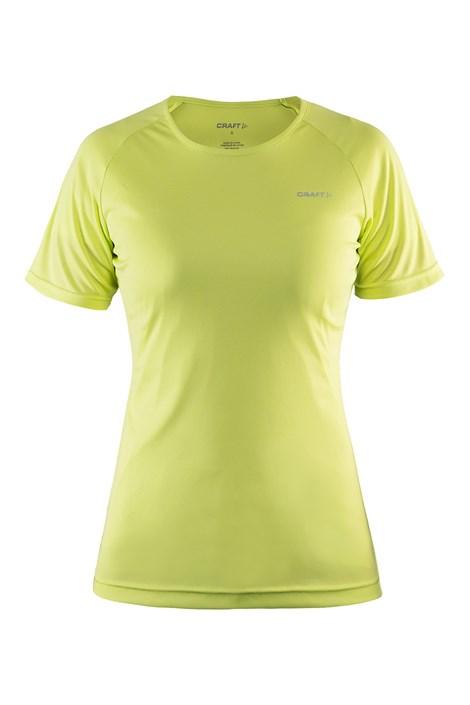 Dámské tričko CRAFT Prime zelené