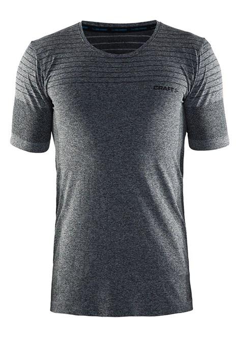 Tricou barbatesc Craft Cool Comfort Grey, material functional