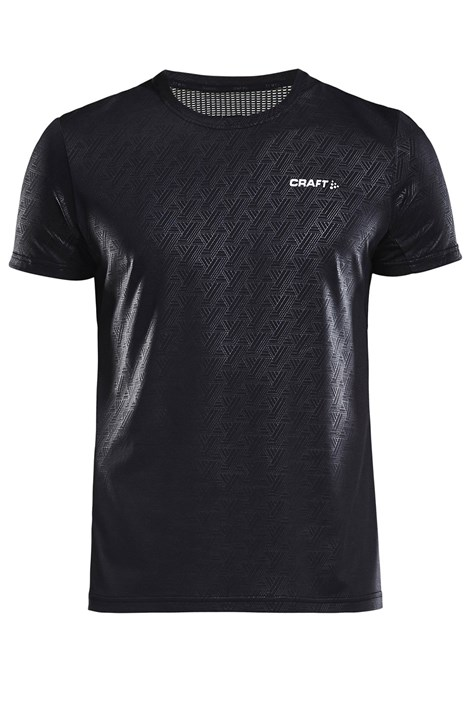Tricou CRAFT Run Breakaway One negru