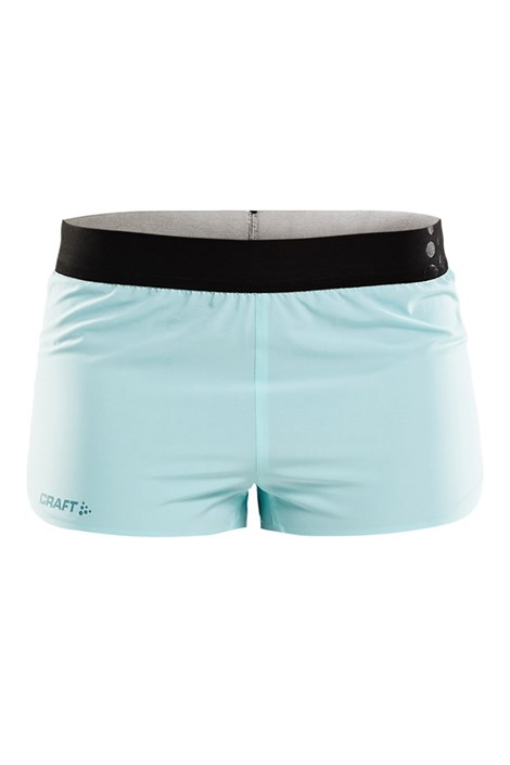 Pantalon scurt CRAFT Run Shade, menta