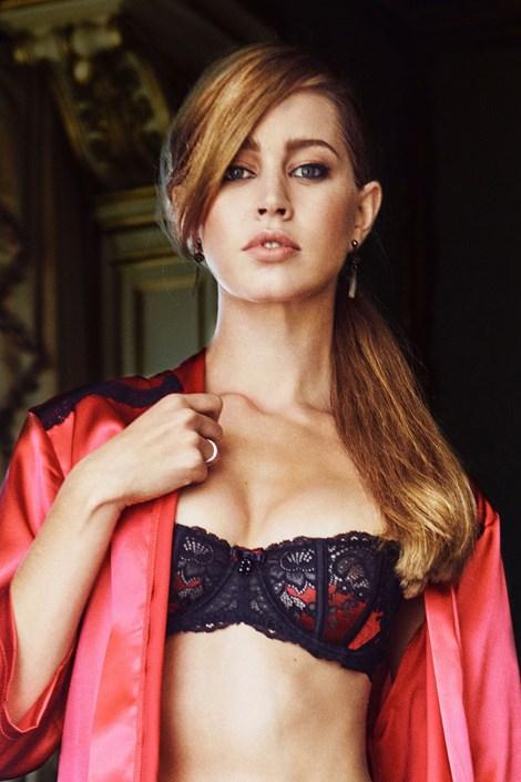 Sutien Linga Dore Stella Balconette