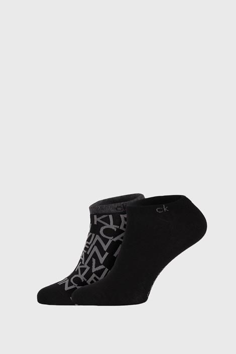 2 PACK sosete Calvin Klein Deangelo, negru