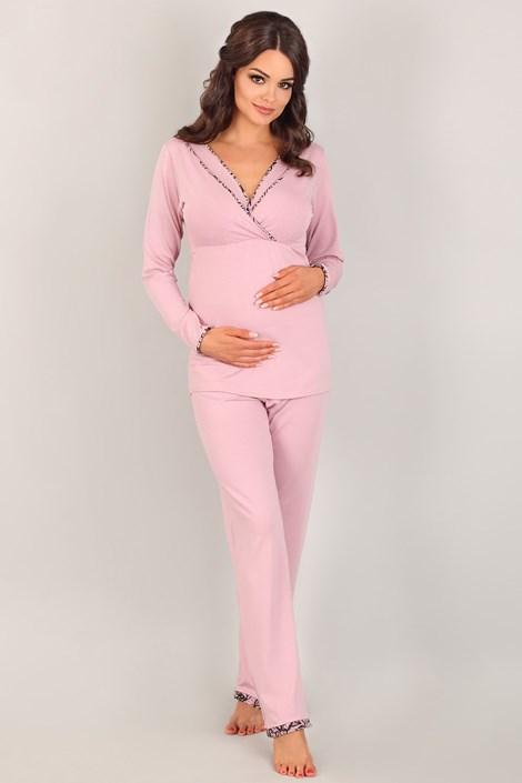 Pijama Coraline Pink, sarcina si alaptare