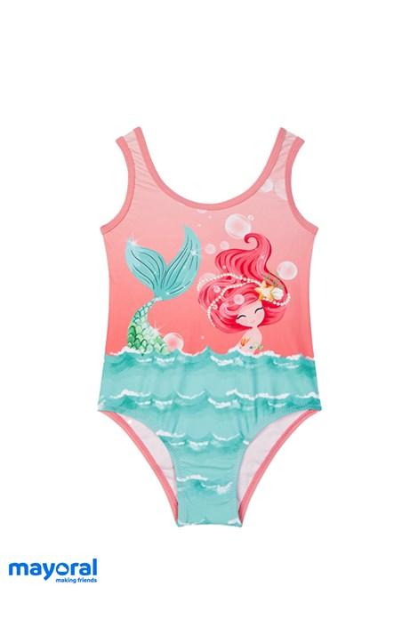 Costum de baie intreg Mořská víla, pentru fetite