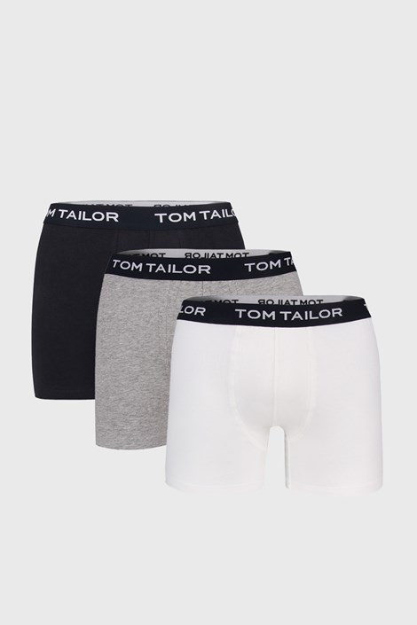 3 PACK boxeri Tom Tailor