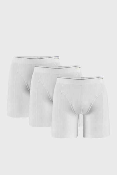 3 PACK boxeri Tender, alb