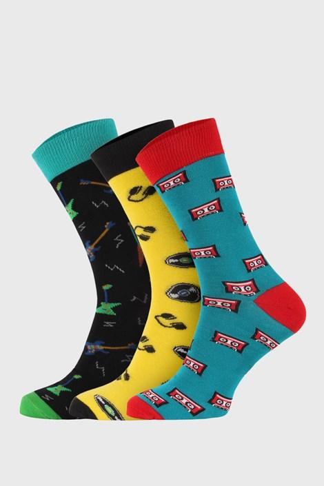 3 PACK sosete Bellinda Crazy Socks Hobby
