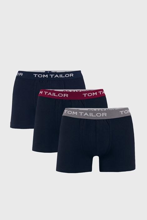 3 PACK boeri Tom Tailor, albastru