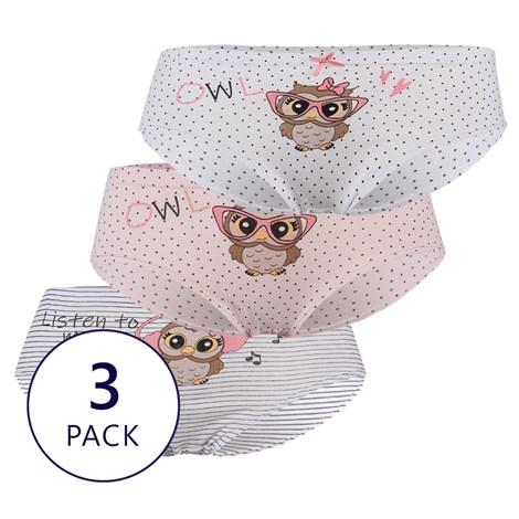 3 PACK chilot fetite Owl