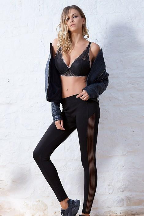 Bawełniane legginsy Carine