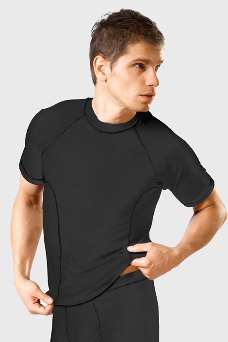 Tricou barbatesc Active, material functional