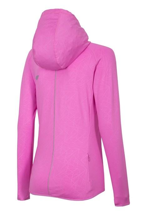 Hanorac sport de dama 4F Pink Dry Control