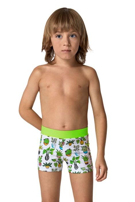Costum de baie Funny, pentru baieti