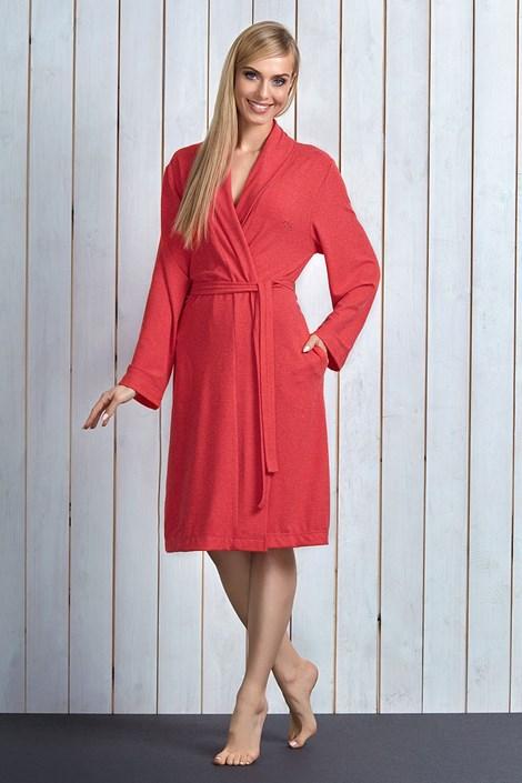 Capot dama Chic Red