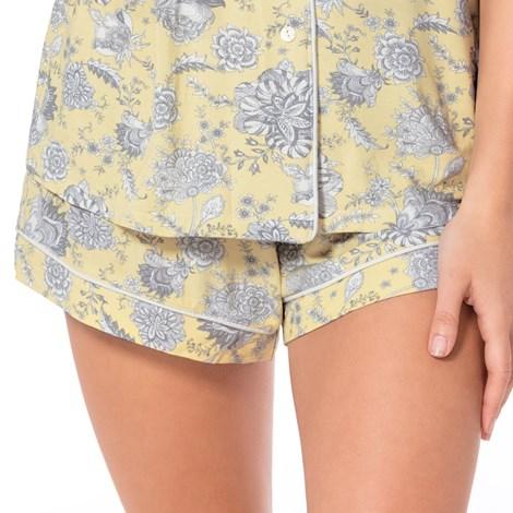 Pantalon scurt de pijama Stephanie