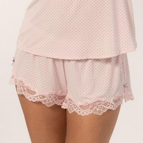 Pantalon scurt de pijama Eleni
