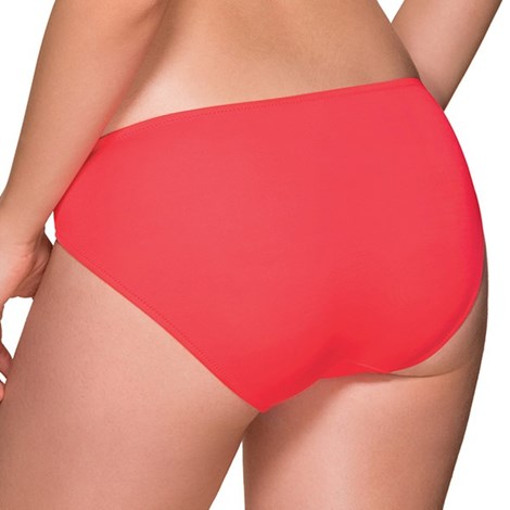 Slip costum de baie Fiji Red