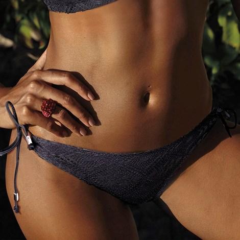 Slip costum de baie Aruba Black