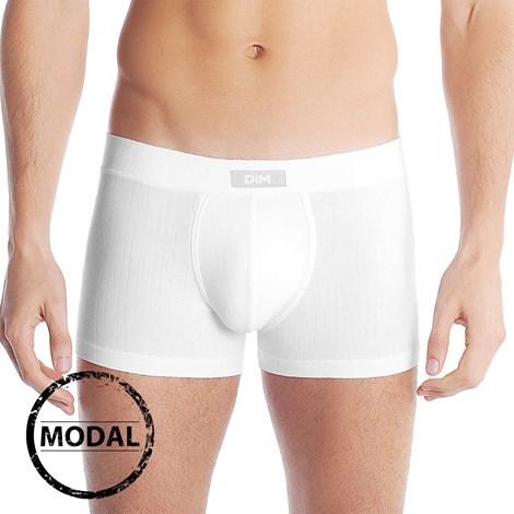 Boxeri barbatesti DIM Modal Blanc