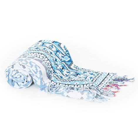 Patura plaja de la brand-ul italian David Beachwear Gujarat 180x100cm