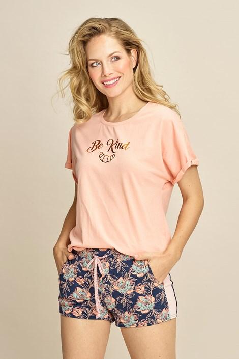 Bluză de pijama damă Be Kind