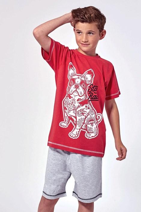 Chlapecké pyžamo Hipster