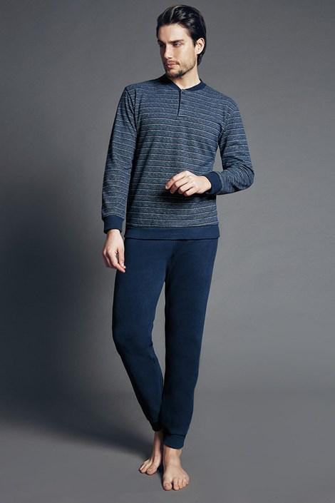 Pijama barbateasca Fabias Blue