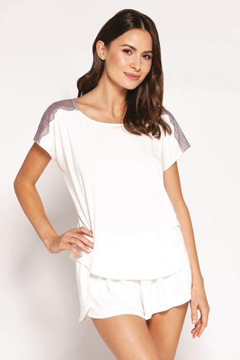 Pijama damă Fiona, model elegant