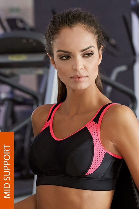 Sutien sport LORIN Pink