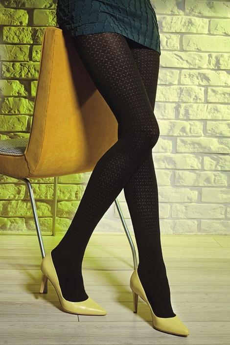 Dres dama Loretta 120 50 DEN, cu model