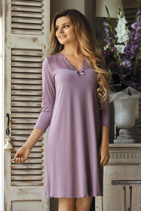 Neglijeu dama Morgana Lavender