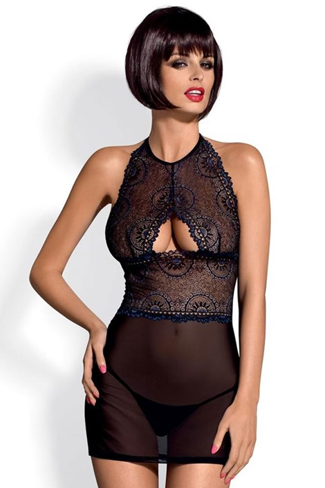 Set seducator Oriens, neglijeu si chilot