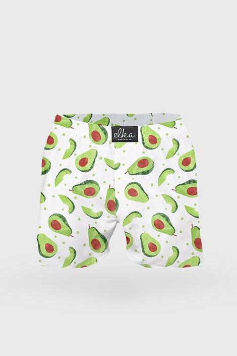 Sort ELKA LOUNGE, model cu avocado