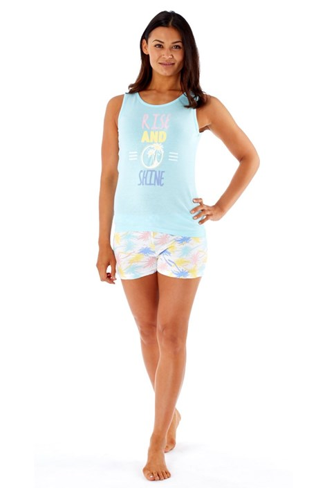 Pijama dama Rise&Shine