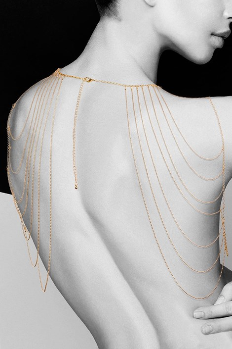 Bijoux Indicrets Magnifique Collection Shoulder jewelry