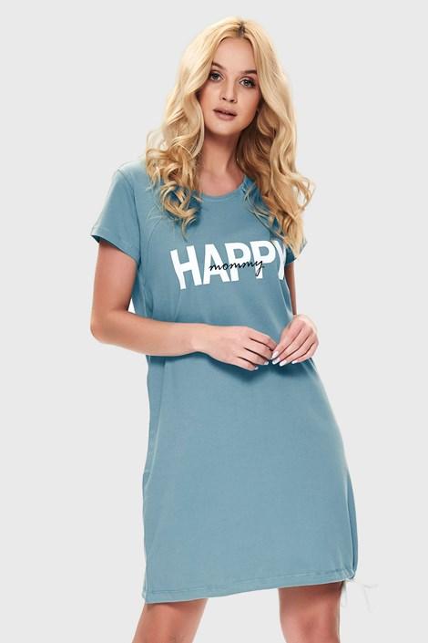 Camasa de noapte Happy mommy, alaptare