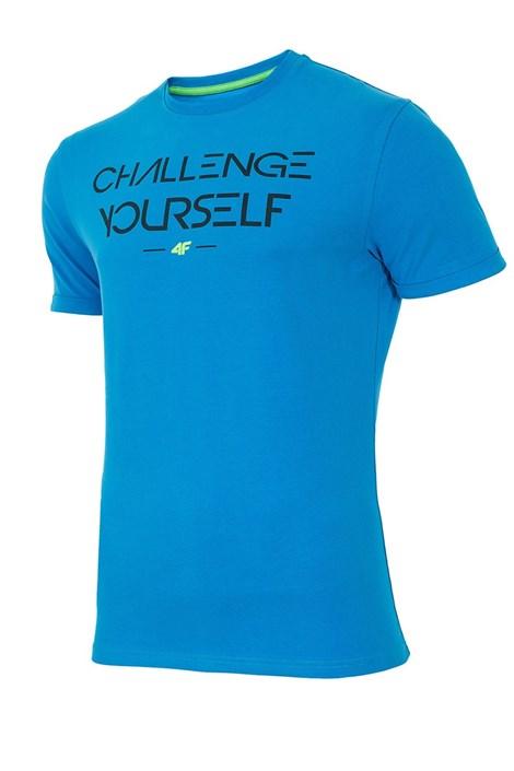 Tricou barbatesc 4F Challenge yourself