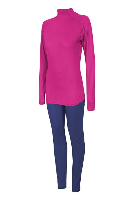 Set dama  4F Thermo Dry, bluza si pantalon, material functional