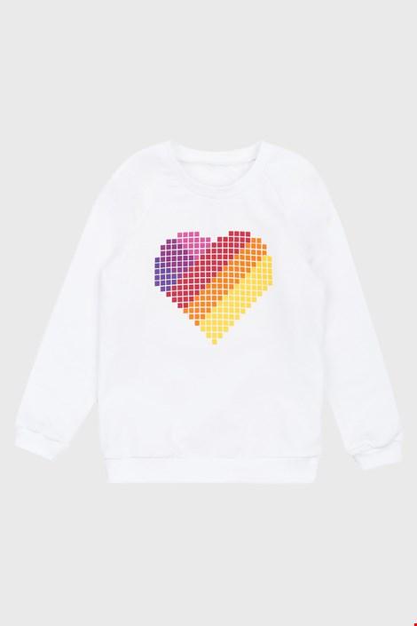 Bluză fetițe Love hearts