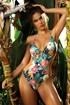 Monokini dama Tropical Flower L4401_01