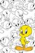 Prosop pentru copii Tweety Tweety_TIP_01