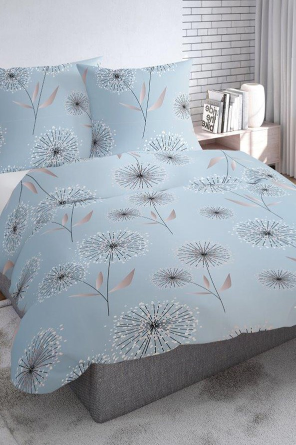 Lenjerie de pat Dandelion blue